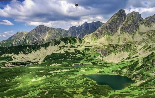 Kalendarz 2019 trójdzielny Tatry