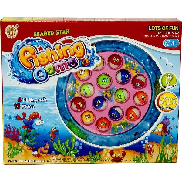 Gra Łowienie rybek (904301)