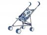 Wózek spacerowy niebieski (BG005281)