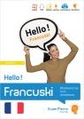 Hello! Francuski - Błyskawiczny kurs obrazkowy (poziom podstawowy A1) Wajda Natalia