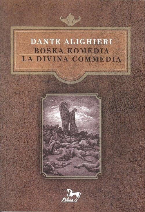 Boska Komedia La Divina Commedia Alighieri Dante