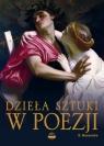 Dzieła sztuki w poezji Nosowska Dorota
