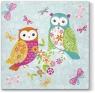 Serwetki Magical Owls SDL093200
