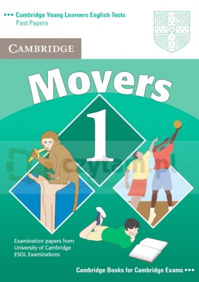 Cambridge English Movers 1 Student's Book