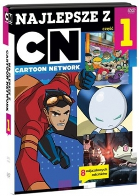 Najlepsze z Cartoon Network 1 / Przygody Flapjacka cz. 1 (2 DVD)