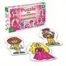 Puzzle dla maluszków Dziewczynki