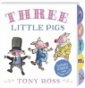 Three Little PigsMy Favourite Fairy Tale Board Book Ross Tony