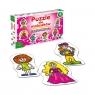 Puzzle dla maluszków: Dziewczynki (0540) Wiek: 2+