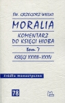 Moralia Tom 7 Komentarz do Księgi Hioba