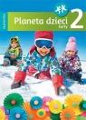 Planeta dzieci. Pięciolatek. Karty pracy. Część 2 Beata Gawrońska, Emilia Raczek