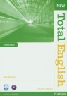 New Total English Starter Workbook z płytą CD Bygrave Jonathan