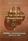 Boks na Igrzyskach Olimpijskich 1 Wielkie rozczarowanie