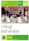 REA - Usługi kelnerskie. Kwalifikacja T.10. Podręcznik do nauki zawodu kelner. Szajna Renata, Ławniczak Danuta, Ziaja Alina