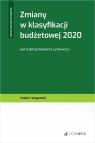 Zmiany w klasyfikacji budżetowej 2020