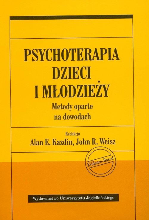 Psychoterapia dzieci i młodzieży Opracowanie zbiorowe