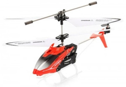 Helikopter zdalnie sterowany 42 cm pomarańczowy