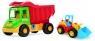 Multi Truck - Wywrotka 38 cm z koparką (32240)