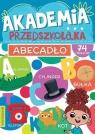 Abecadło. Akademia przedszkolaka
