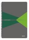 Kołonotatnik Leitz  A4# PP zielony 44950055