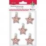 Klamerki dekoracyjne gwiazdki (414538)