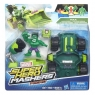 Super Hero Mashers micro Figurka z pojazdem Hulk