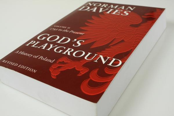 God's Playground Tom 2. History of Poland Norman Davies, N Davies