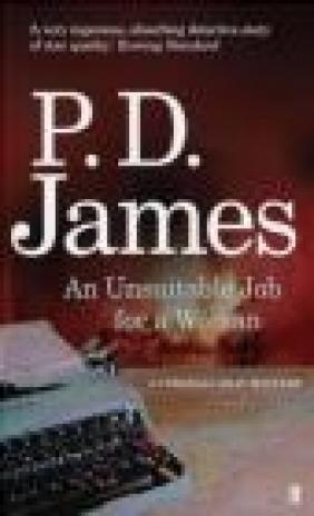 An Unsuitable Job for a Woman P. D. James