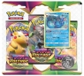 Pokemon TCG: Vivid Voltage - 3-Pack Blister - Vaporeon (80753)