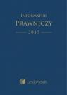 Informator Prawniczy 2015 LexisNexis format A5 Granat
