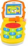 Muzyczny telefon żółty