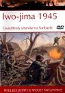 Wielkie bitwy II wojny światowej. Iwo-jima 1945. Gwiażdzisty sztandar na Suribachi + DVD
