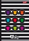 Zeszyt A5 Furby w linie 60 stron Paski