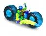 Wojownicze Żółwie Ninja: Motocykl z figurką Leonardo (82480/82481)