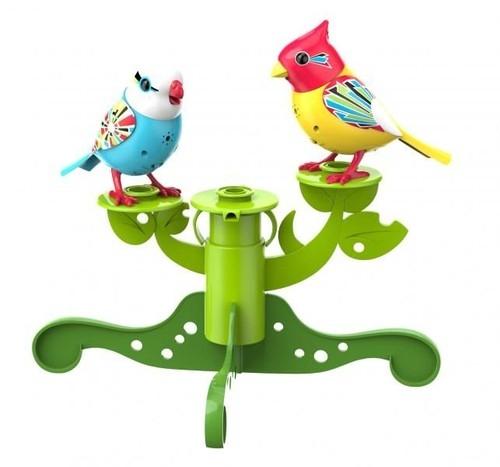 Digibirds 3 seria Zestaw z drzewkiem Bright