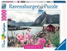 Puzzle 1000: Skandynawski domek (16740)