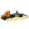 Super Tech Truck laweta z walcem (36740)Wiek: 3+