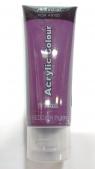 Farba akrylowa MADISI 75ml-401 reddish purpl