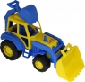Altaj traktor-koparka niebieska