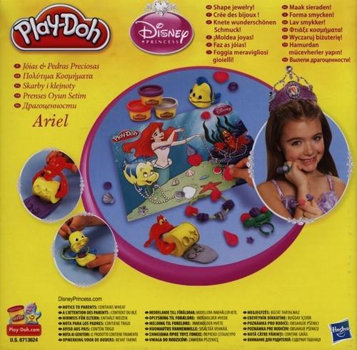 Play-Doh Księżniczka Disneya Ariel