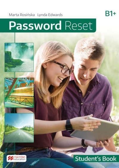 Password Reset B1+. Student's Book + książka cyfrowa praca zbiorowa