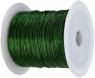 Drut dekoracyjny - zielony 0,45mm/30m  (339371)