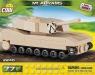 Klocki Mała Armia 77 elementów - Nano Tank M1 Abrams (2240)