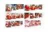 Torba prezentowa Rozette Laminowana świąteczna A4 (5907354061402)