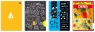Brulion tematyczny w kratkę - Chemia A5, 80 kartekmix