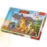 Puzzle maxi 24: Dzielni strażnicy (14240)