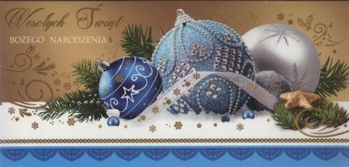 Karnet Boże Narodzenie DL-BN druk 160202
