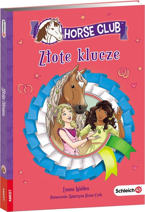 Horse Club Złote klucze Walden Emma