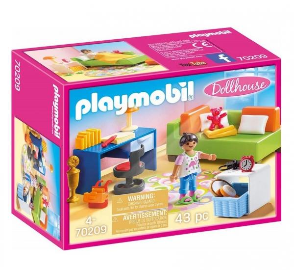 Playmobil Dollhouse: Pokój nastolatka (70209)