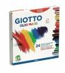 Kredki pastelowe olejne Giotto Olio Maxi - 24 kolory (F293100)