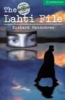 Cambridge English Readers 3 The Lahti File with CD  MacAndrew Richard